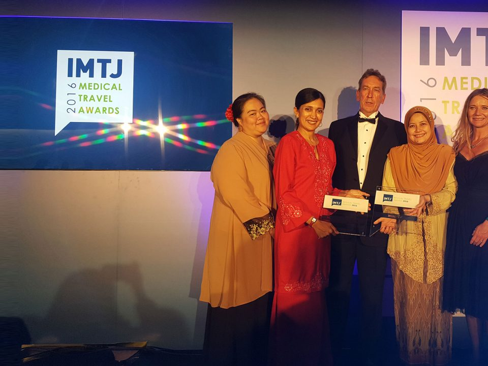 Malaysia Tops Healthcare Travel Awards For Second Consecutive Year